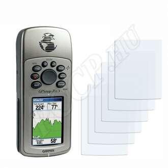 Garmin GPSMAP 76CS kijelzővédő fólia