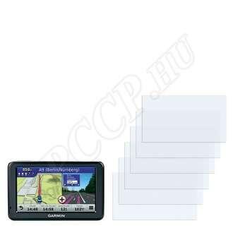 Garmin nüvi 2545LT CE kijelzővédő fólia