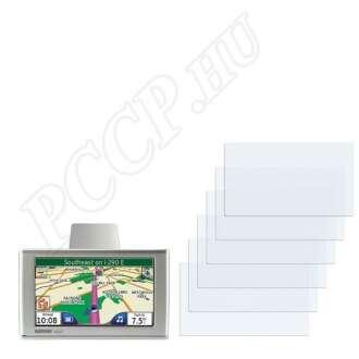 Garmin nüvi 610T kijelzővédő fólia