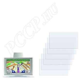 Garmin nüvi 660TFM kijelzővédő fólia