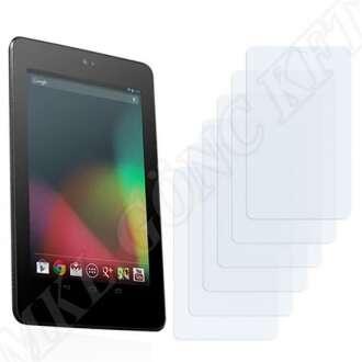 Google Nexus 7 2012 kijelzővédő fólia