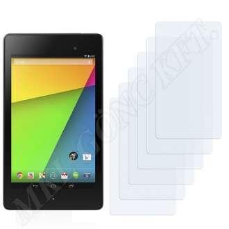 Google Nexus 7 Tablet 2 2013 kijelzővédő fólia
