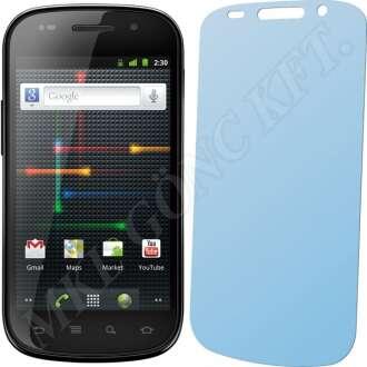 Google Nexus S kijelzővédő fólia