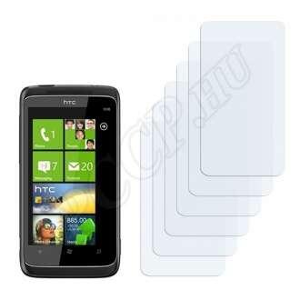 HTC 7 Trophy kijelzővédő fólia