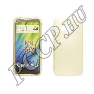 HTC A9 átlátszó vékony szilikon hátlap (Hello Kitty)