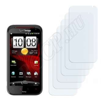 HTC ADR6425 Rezound kijelzővédő fólia