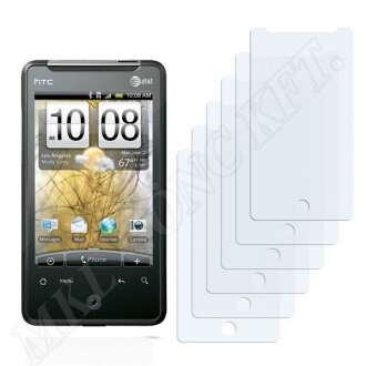 HTC Aria kijelzővédő fólia