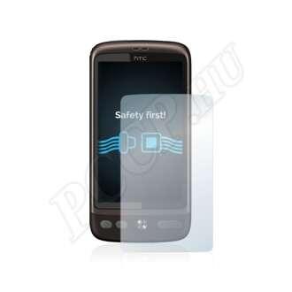 HTC Bravo kijelzővédő fólia