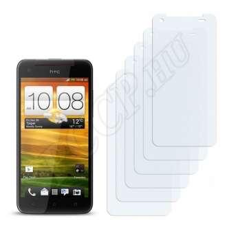 HTC Deluxe DLX kijelzővédő fólia