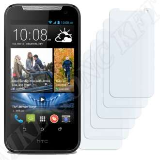 HTC Desire 310 kijelzővédő fólia