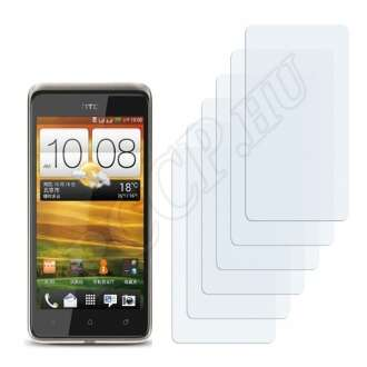 HTC Desire 400 kijelzővédő fólia