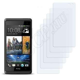 HTC Desire 600 kijelzővédő fólia