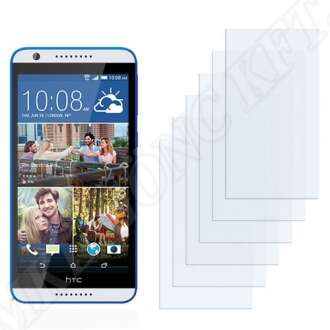 HTC Desire 820 kijelzővédő fólia