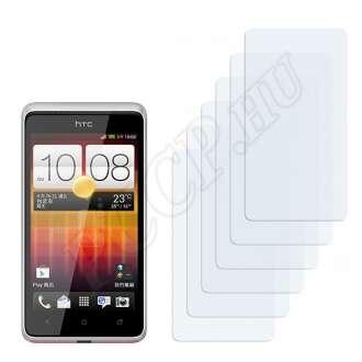 HTC Desire L kijelzővédő fólia