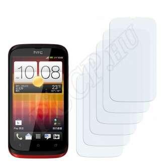 HTC Desire Q kijelzővédő fólia