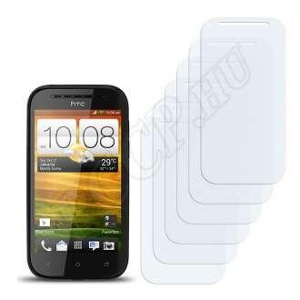 HTC Desire SV kijelzővédő fólia