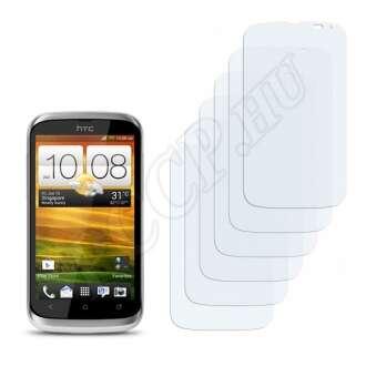 HTC Desire V kijelzővédő fólia