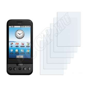 HTC Dream kijelzővédő fólia