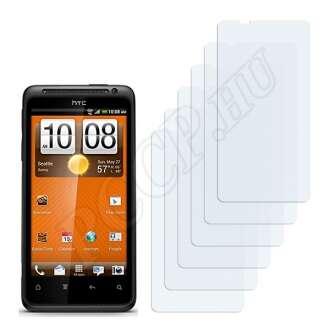 HTC EVO Design 4G kijelzővédő fólia