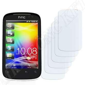 HTC Explorer A310 / A310e kijelzővédő fólia