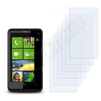 HTC HD7S kijelzővédő fólia