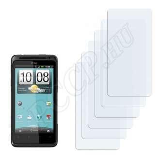 HTC Hero S kijelzővédő fólia