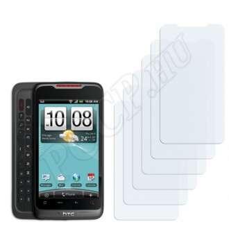 HTC Lexikon ADR6325 kijelzővédő fólia