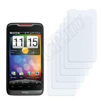HTC Merge ADR6325 kijelzővédő fólia
