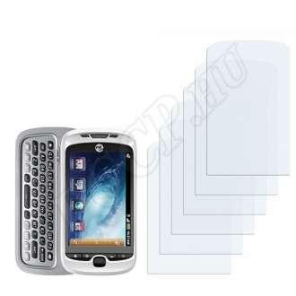 HTC MyTouch 3G Slide kijelzővédő fólia