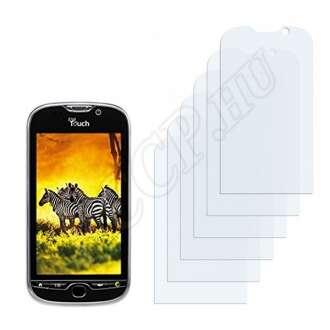 HTC myTouch 4G kijelzővédő fólia