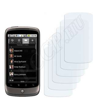 HTC Nexus One kijelzővédő fólia