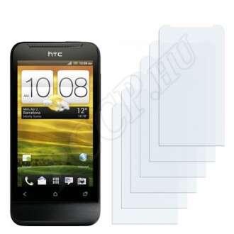 HTC One V CDMA  kijelzővédő fólia