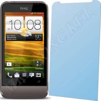 HTC One V kijelzővédő fólia