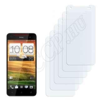 HTC One X 5 kijelzővédő fólia
