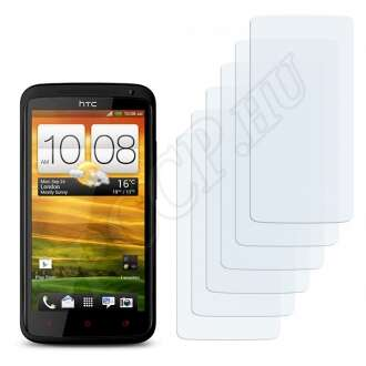 HTC One X+ PM6310 kijelzővédő fólia