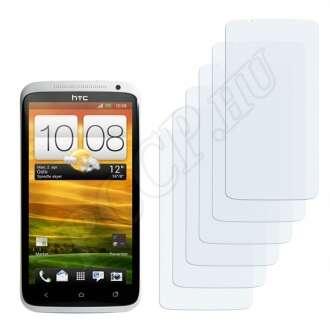 HTC One X S720e PJ46100 kijelzővédő fólia