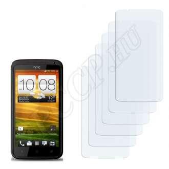 HTC One XL Endeavor kijelzővédő fólia