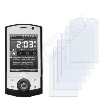 HTC P3650 Touch Cruise kijelzővédő fólia