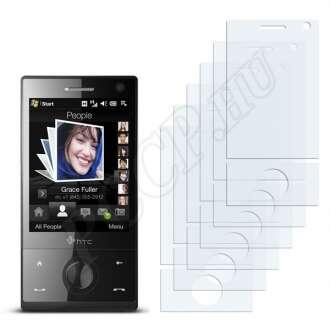 HTC P3700 Touch Diamond Display + Touchpad kijelzővédő fólia