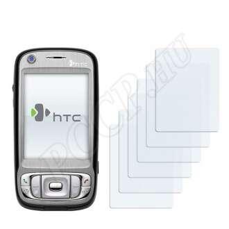 HTC P4550 Kaiser kijelzővédő fólia