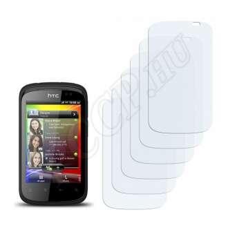 HTC Pico kijelzővédő fólia