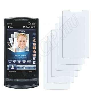 HTC Pure kijelzővédő fólia