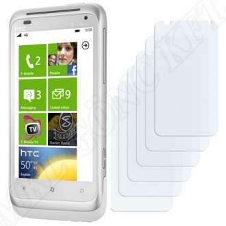 HTC Radar Omega kijelzővédő fólia