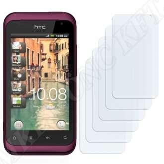 HTC Rhyme S510b kijelzővédő fólia