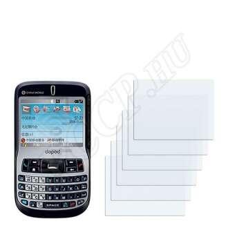HTC S620 Excalibur kijelzővédő fólia