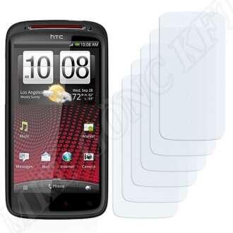 HTC Sensation XE Z715e kijelzővédő fólia
