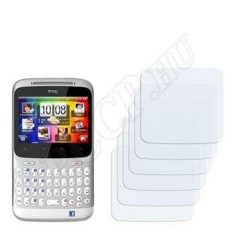 HTC Status A810 A810e kijelzővédő fólia