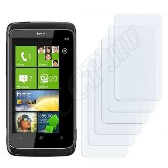 HTC T8686 Spark kijelzővédő fólia