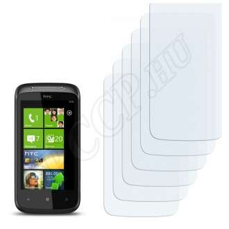 HTC T8698 kijelzővédő fólia