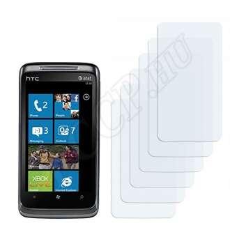 HTC T8788 Surround kijelzővédő fólia